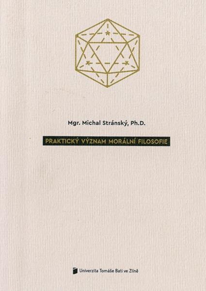 Obálka knihy Praktický význam morální filosofie