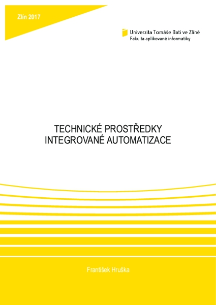 Obálka knihy Technické prostředky integrované automatizace