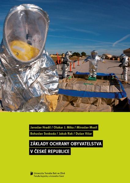 Obálka knihy Základy ochrany obyvatelstva v České republice