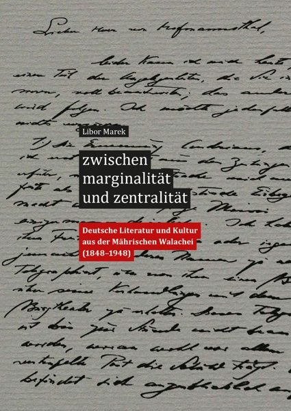 Obálka knihy Zwischen Marginalität und Zentralität