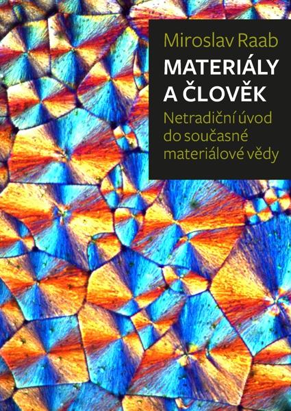 Obálka knihy Materiály a člověk