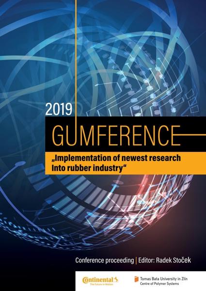 Obálka knihy Gumference 2019