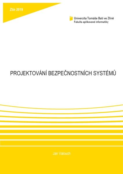 Obálka knihy Projektování bezpečnostních systémů